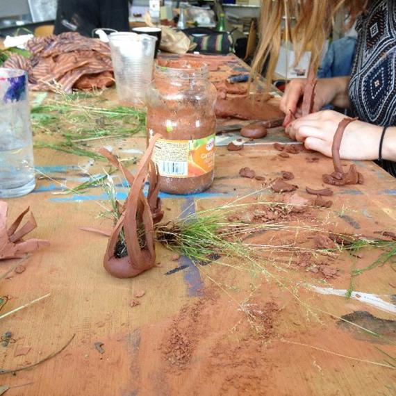 Séminaire : Végétal et contenant (Ecole Nationale Supérieure de la Nature et du Paysage)